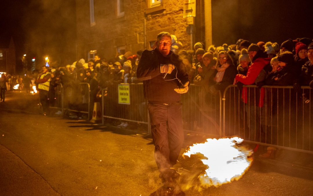 Hogmanay ( or New Year's Eve outside Scotland ) 2019